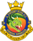 Cadet Corps 58