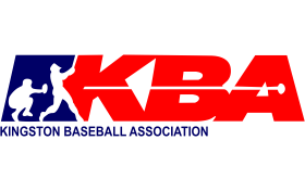 Kingston Baseball Association - Logo
