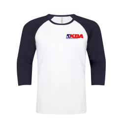 KBA Unisex ATC Eurospun Baseball Tee