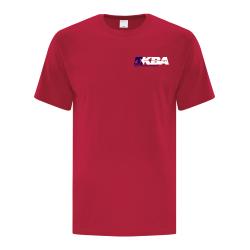 KBA Unisex ATC Everyday Cotton Tee