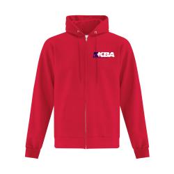 KBA Unisex ATC Everyday Full Zip Hoodie