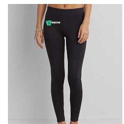 Black Ladies Leggings