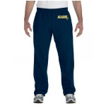 Navy Men's Sweatpants Left