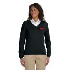 black long sleeve pullover ladies