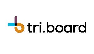 Tri-board logo